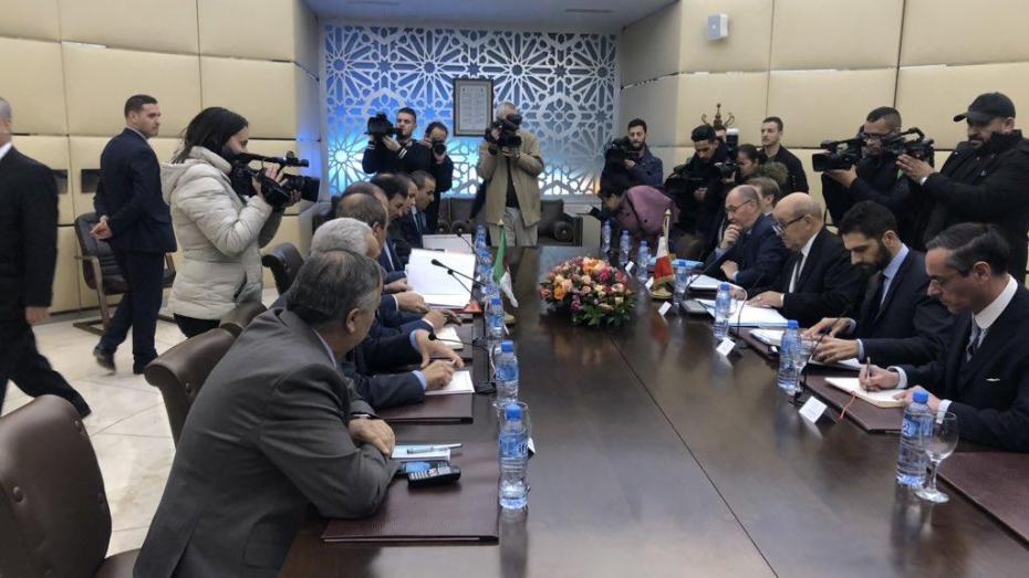 الجزائر و فرنسا تتفقان على تفعيل الآليات الاقتصادية