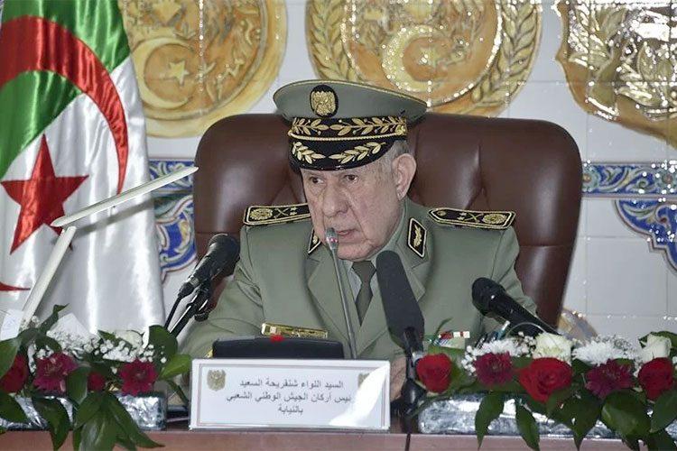 شنقريحة يؤكد أن الجيش سيحافظ على وحدة الشعب