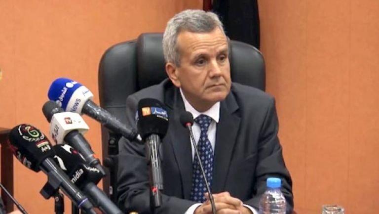 وزير الصحة بن بوزيد