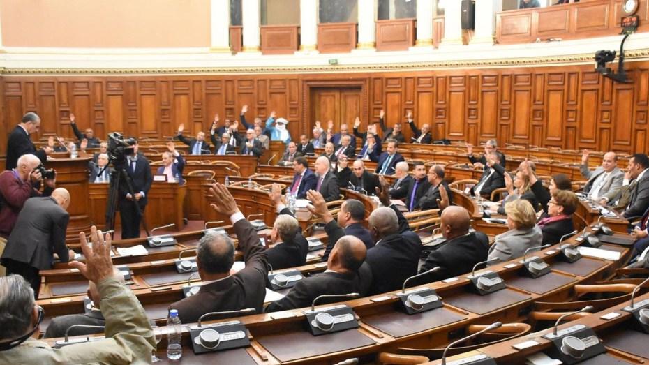 مخطط عمل الحكومة أمام مجلس الأمة اليوم