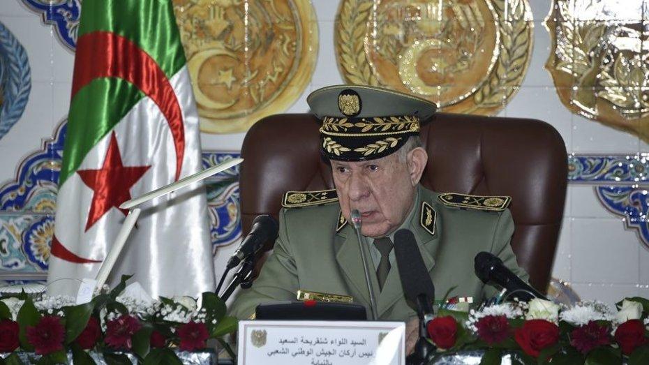 شنقريحة يشدد على التفكير في تصدير الصناعات العسكرية الجزائرية