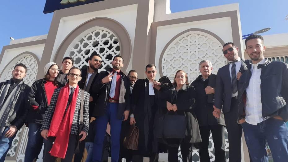 البراءة للصحفي مصطفى بن جامع