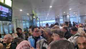 فوضى بمطار الجزائر بسبب الإضراب