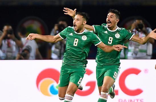 صراع جزائري شرس على لقب الهدّاف في الدوري القطري لكرة القدم
