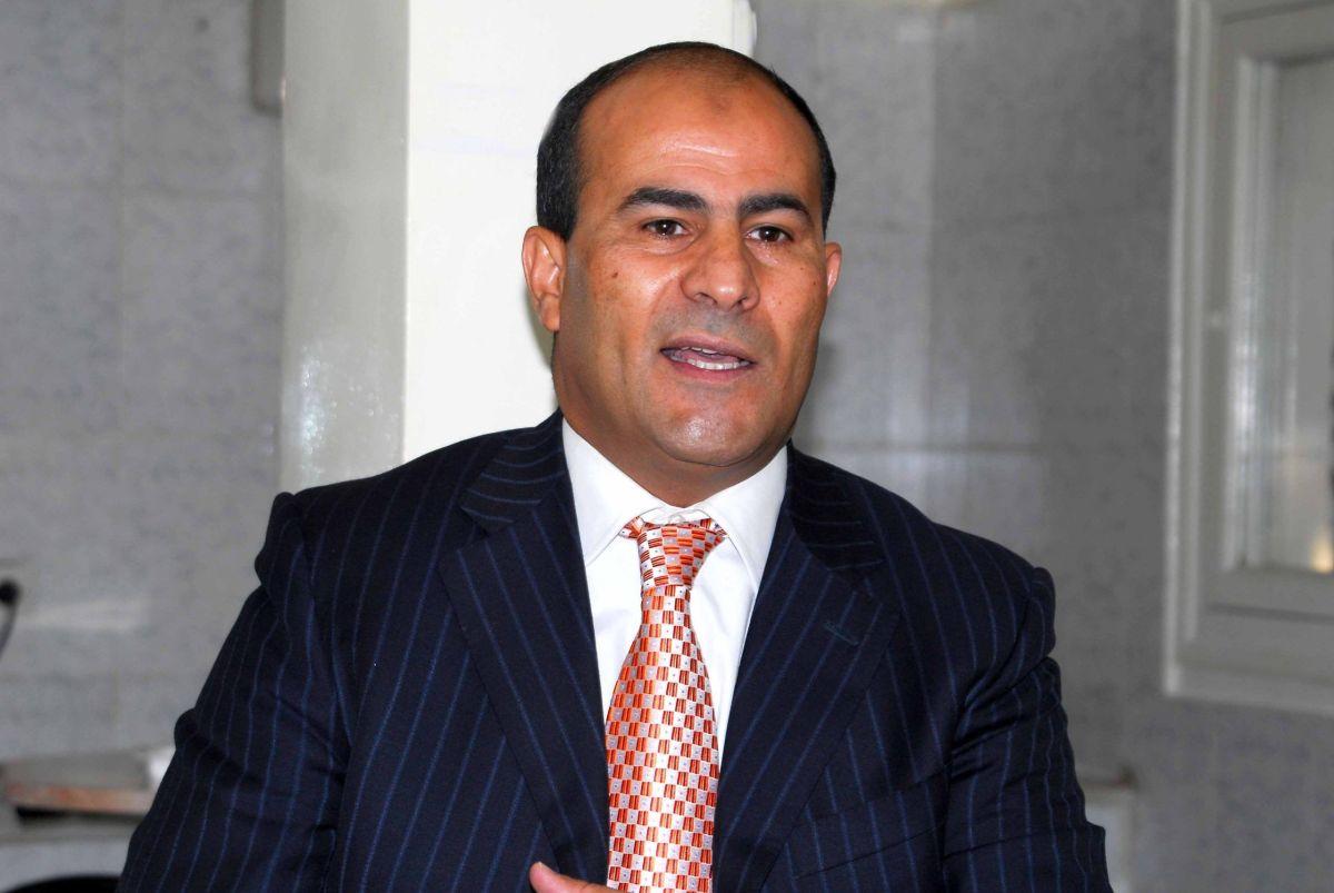 رئيس الرابطة الوطنية لكرة القدم