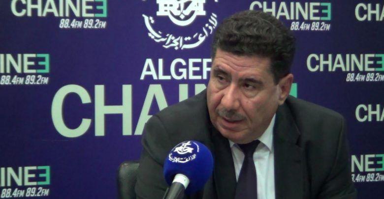 عوماري.. الجزائر الأولى إفريقيا بمساهمة القطاع الفلاحي