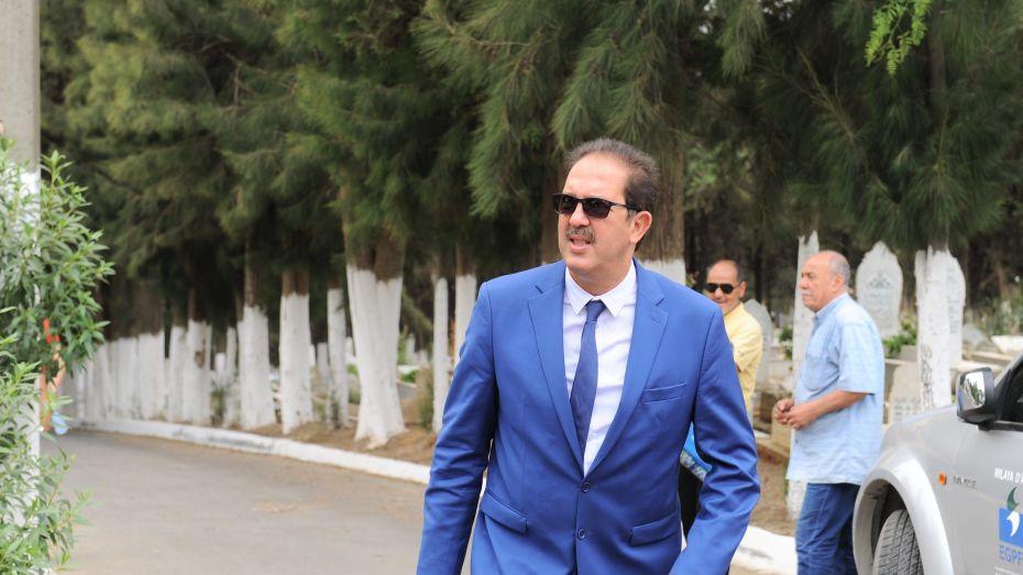 بيراف باق على رأس اللجنة الأولمبية الجزائرية بطريقته الخاصة