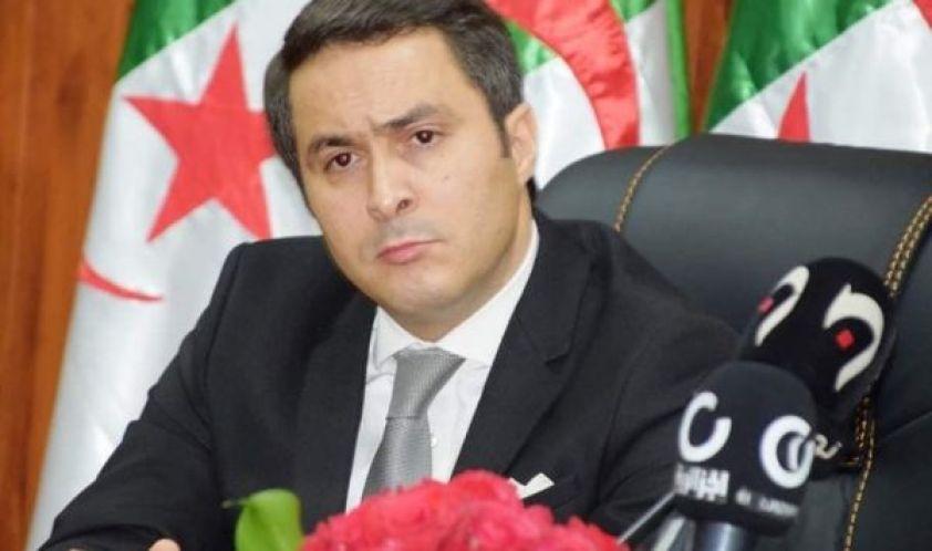 وزير الشباب والرياضة سيد علي خالدي