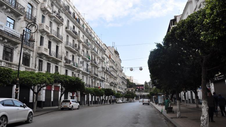العاصمة.. غلق فضاءات عمومية بسبب كورونا
