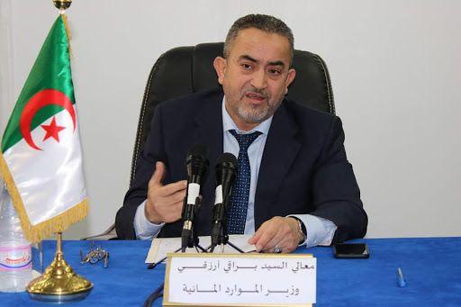وزير الموارد المائية يطالب بتوفير المعطيات الموثوقة للعمال