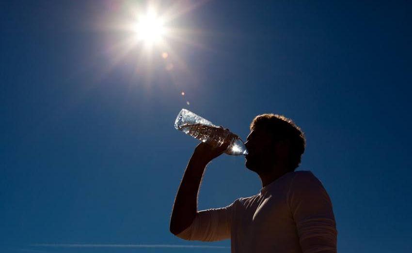 ارتفاع محسوس في درجات الحرارة على ولايتين