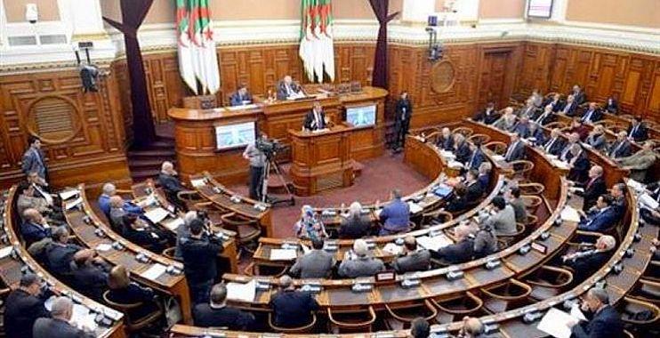 مجلس الأمة يناقش القانون المتضمن تسوية ميزانية 2018 غدا الإثنين