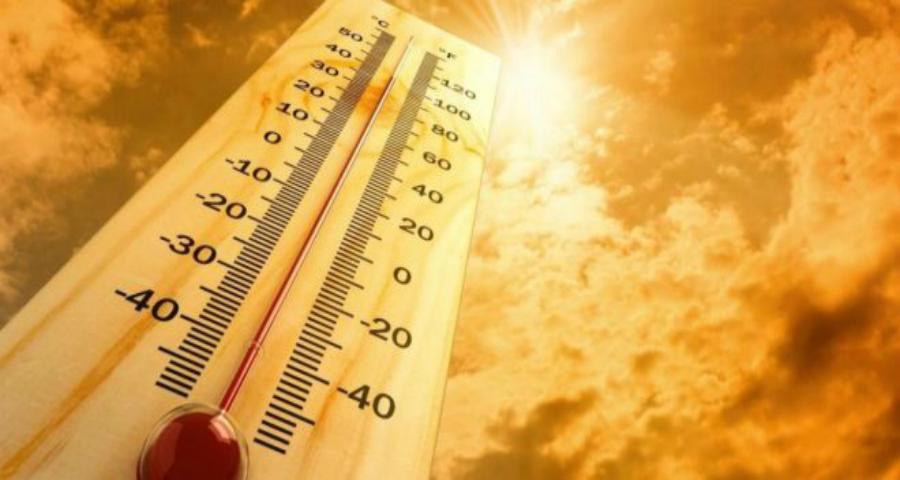 درجات حرارة قياسية على ولايتين