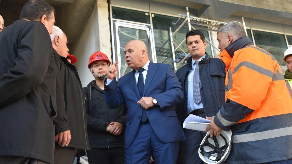 والي العاصمة: الشروع في انجاز سكنات LPA خلال أشهر