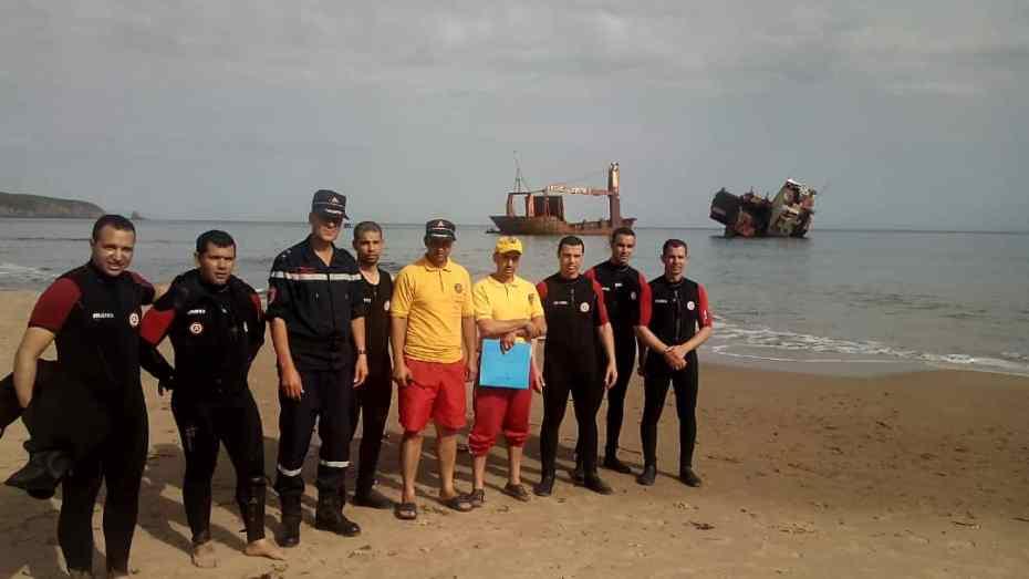 انتشال جثة الشاب المفقود بشاطئ صوفيا بسكيكدة