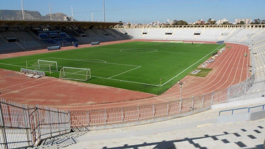 """ملعب """"زبانة"""" يحتضن المباراة النهائية لكرة القدم ضمن الألعاب المتوسطية"""