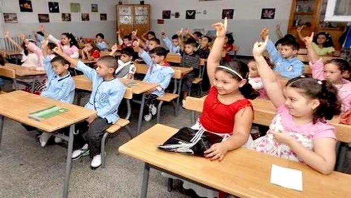 أكثر من 5 ملايين تلميذ يعودون إلى المدارس غدا الأربعاء