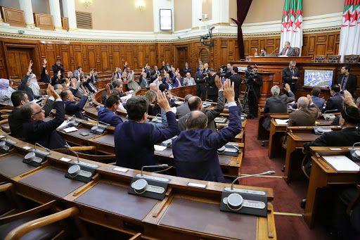 إثبات عضوية المعينون الجدد بالمجلس الأمة الإثنين