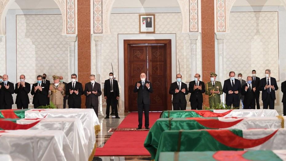 مجلة الجيش تقارن معركة الجزائر الآن بالثورة