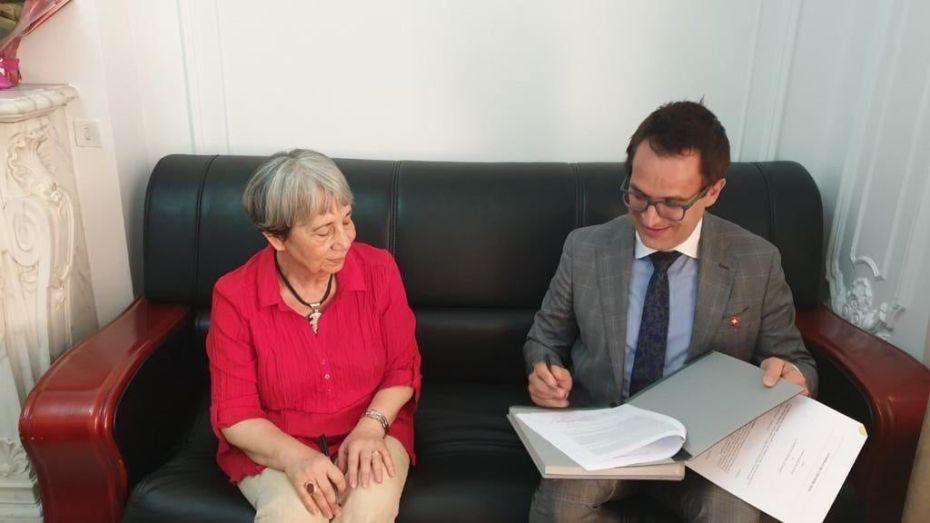 سويسرا تتبرع للجزائر