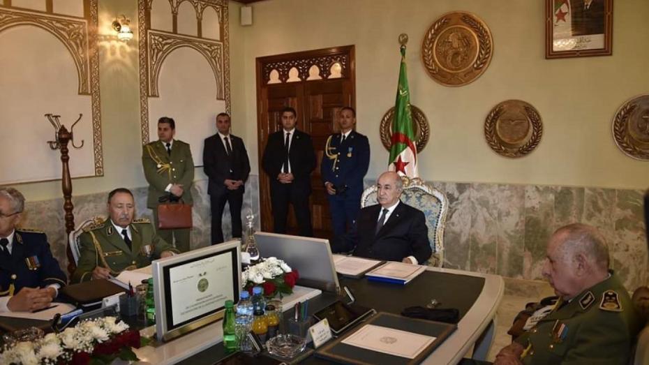 تبون: المغرب يصعد ضد الجزائر