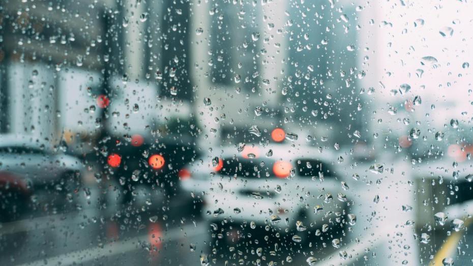 التحذير من أمطار رعدية
