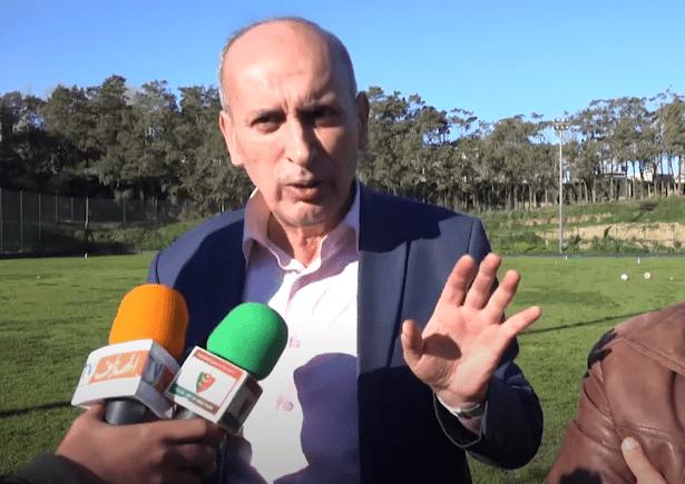 عبد الناصر ألماس يُواصل نفي الشائعات
