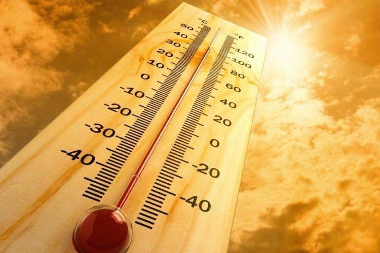 درجات حرارة عالية عبر كافة أنحاء الوطن
