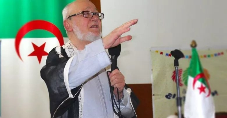 وزير الشؤون الدينية الأسبق محمد بن رضوان