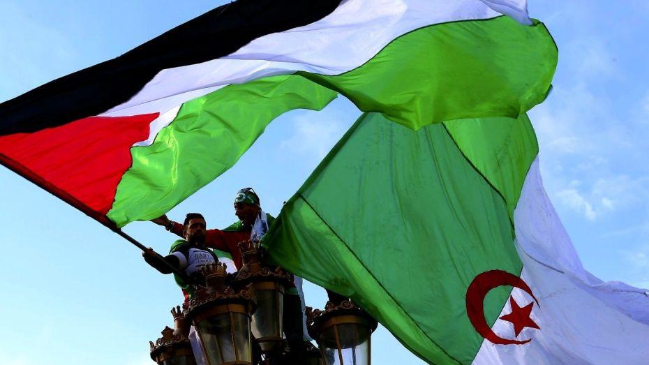 الجزائر رفضت أوامر أمريكية حول القضية الفلسطينية