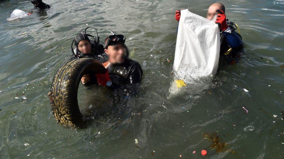 حجم النفايات يواصل ارتفاع في الشواطئ