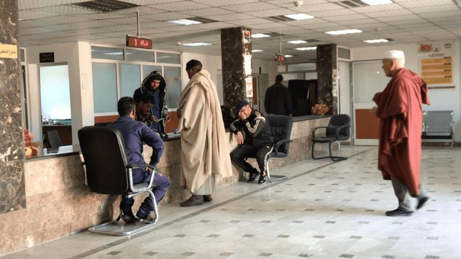 وزارة البريد توجه المسنين والمتقاعدين
