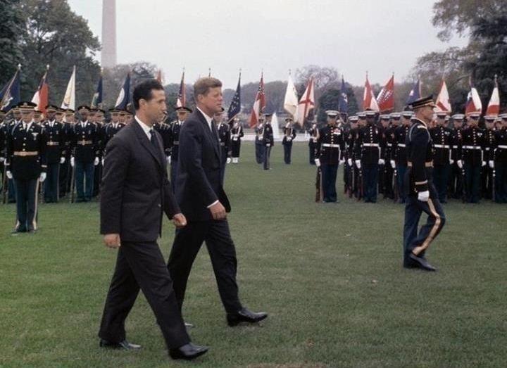 السفارة الأمريكية تحتفل بذكرى معاهدة السلام والصداقة مع الجزائر