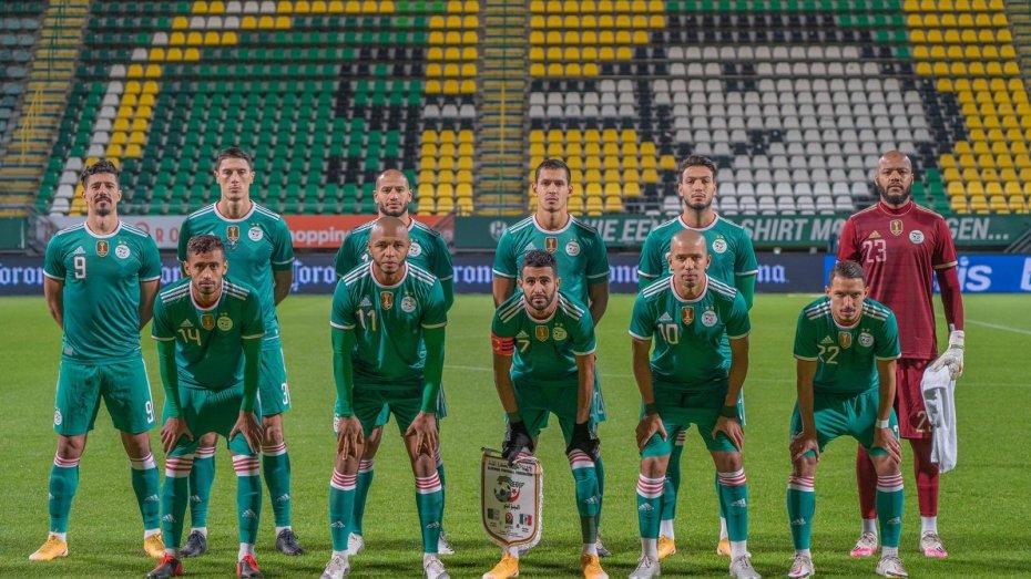 منتخب الجزائر يتلقى لثلاث ضربات قاسية مع نهاية 2020