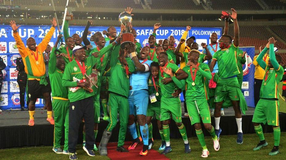 منتخب زيمبابوي في مشكلة بسبب مباراة الخضر