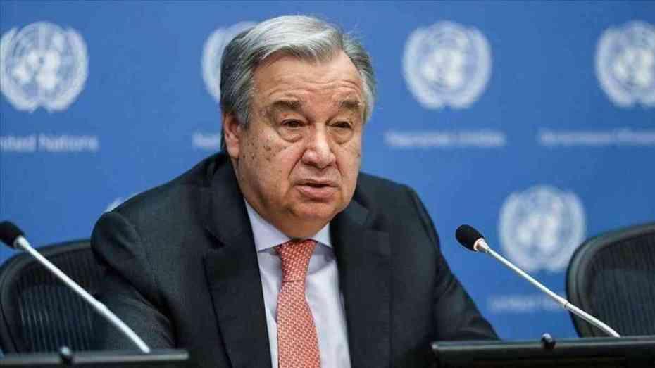 الأمم المتحدة تعلّق على أحداث الكركرات بالصحراء الغربية