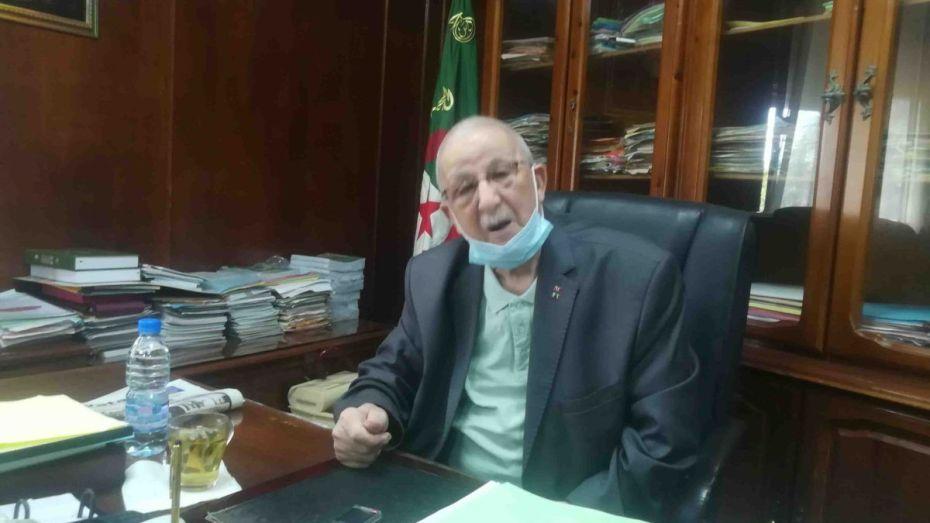 الأمين العام لمنظمة المجاهدين بالنيابة: الأحزاب السياسية فقاعات فارغة