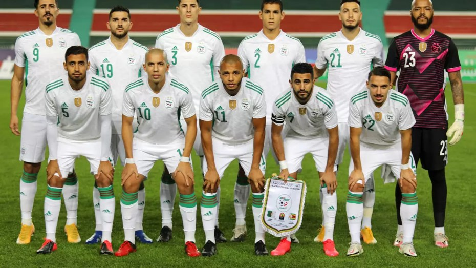 منتخب الجزائر الوطني بعقلية أمريكية.. تعرّف على السبب