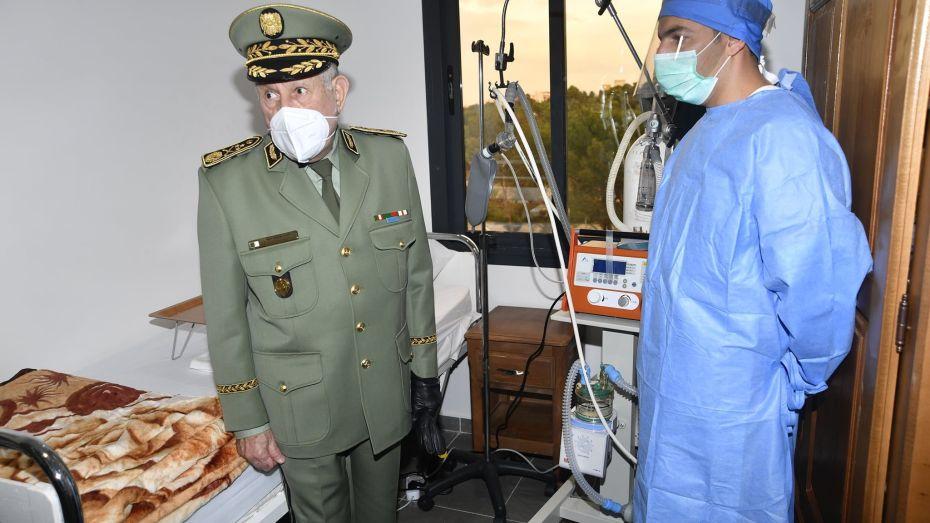 تحويل فندق عسكري إلى مركز صحي للتكفل بالمصابين بكورونا