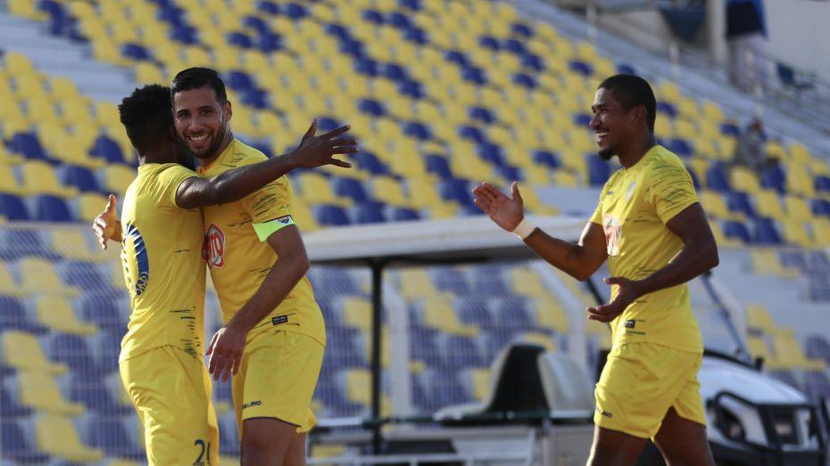بالفيديو.. تايدر يُسجّل هدفه الثاني في الدوري السعودي