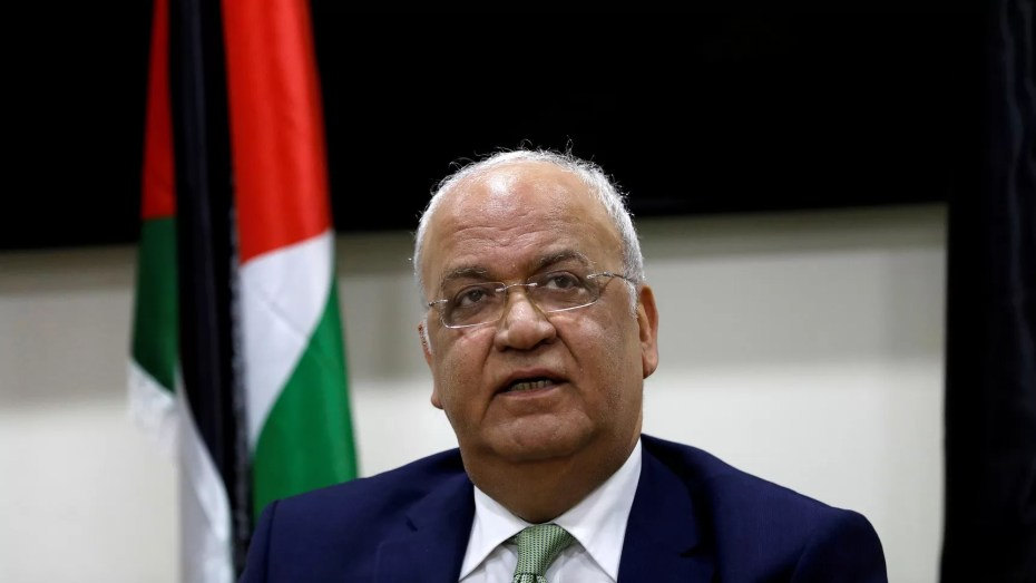 وفاة صائب عريقات.. كبير المفاوضين الفلسطينيين