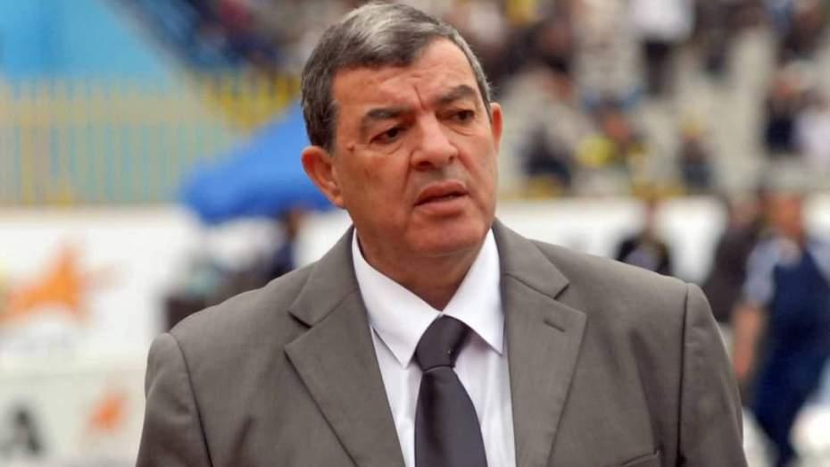 جراد معزيا: حناشي ترك بصماته في تاريخ الكرة الجزائرية