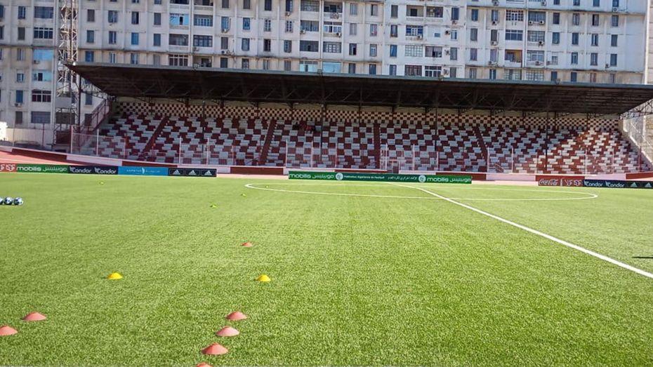 هكذا كان مشهد رفع الستار عن منافسات الدوري الجزائري لكرة القدم