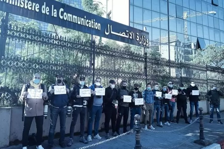 المصورون يحتجون بسبب منعهم من تغطية أحداث هامة في الجزائر