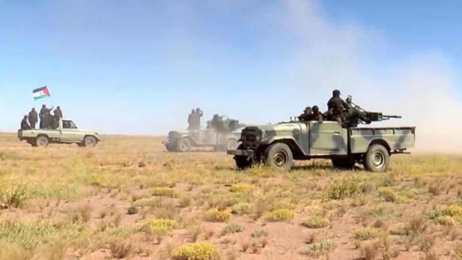 الجيش الصحراوي يواصل هجماته على القوات المغربية