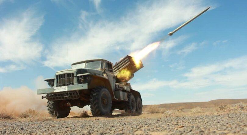الجيش الصحراوي يواصل القصف بمنطقة الكركرات
