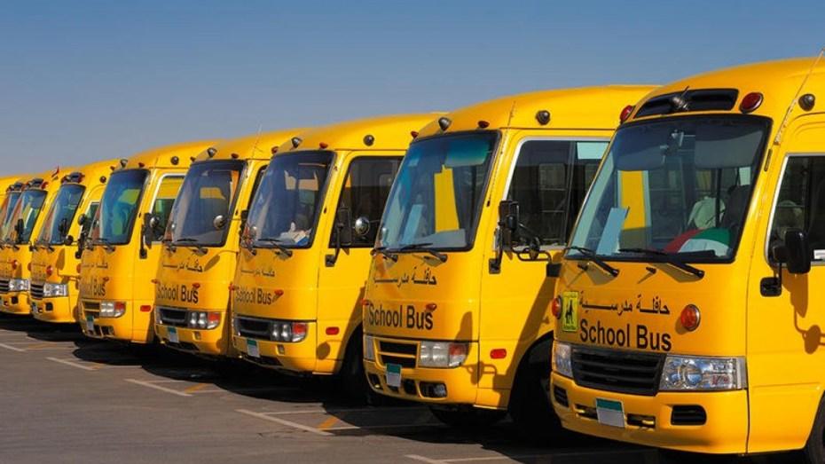نحو توظيف 5600 سائق لحافلات النقل المدرسي