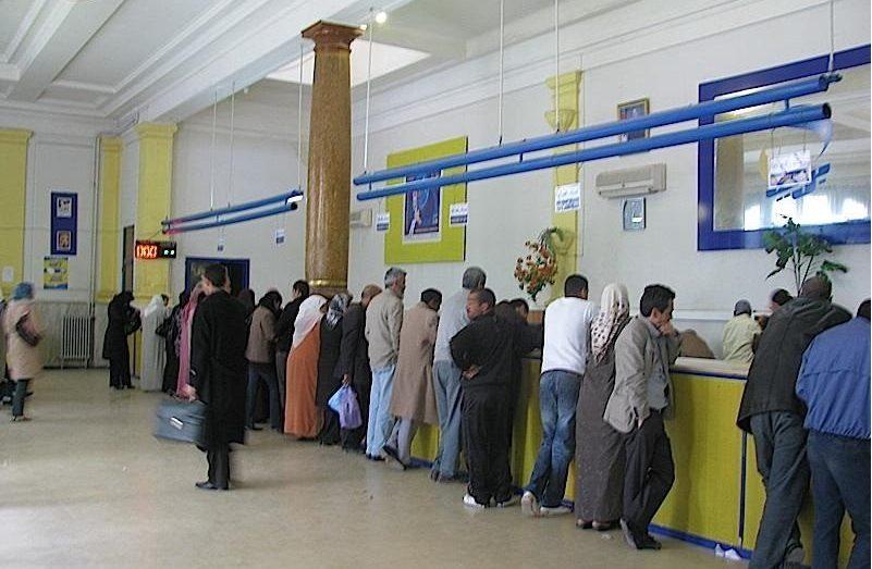 مؤسسة بريد الجزائر تفقد 15 من عمالها بسبب فيروس كورونا