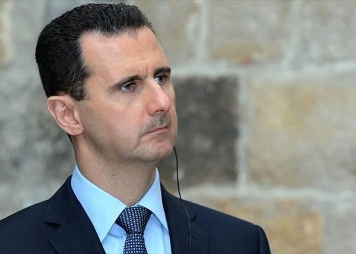 الرئيس تبون يتلقى رسالة من نظيره السوري بشار الأسد