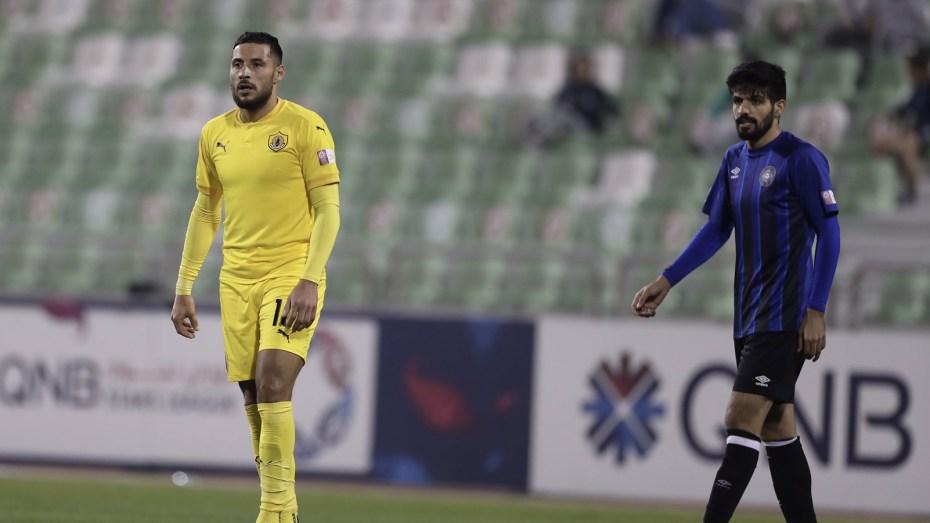 هل سيرحل يوسف بلايلي عن نادي قطر في الميركاتو الشتوي؟